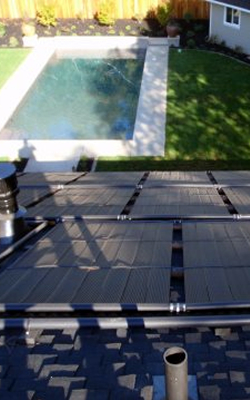 Sacramento's Pool Solar System Installation Services